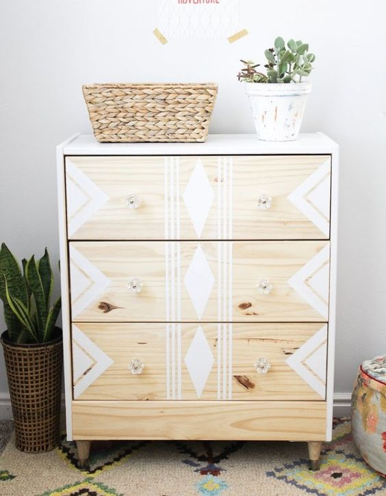 26 cool ikea rast dresser hacks you ll love digsdigs. Black Bedroom Furniture Sets. Home Design Ideas