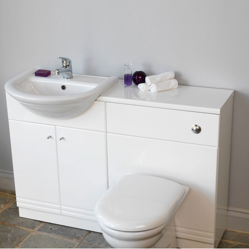 Toilet Sink Unit : 23 Stylish Toilet Sink Combos For Small Bathrooms - DigsDigs