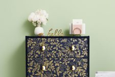 24 chic gold wallpaper Rast hack
