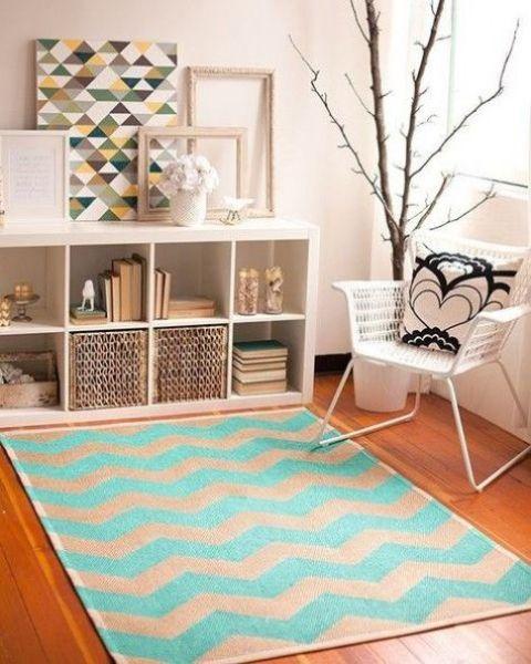 28 ikea kallax shelf d cor ideas and hacks you ll like for Ikea livingroom ideas