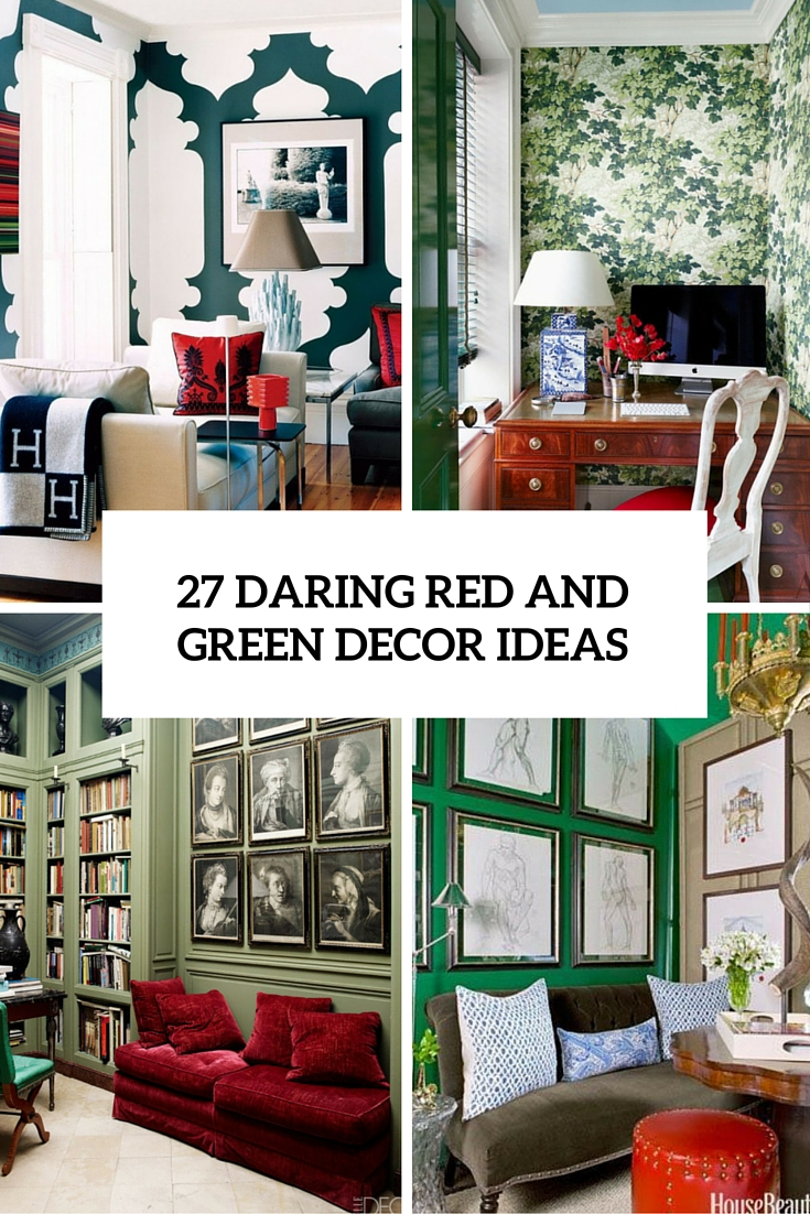 Cool 30 red room decor ideas design decoration of best 25 for Red home decor