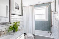 bathroom border tiles