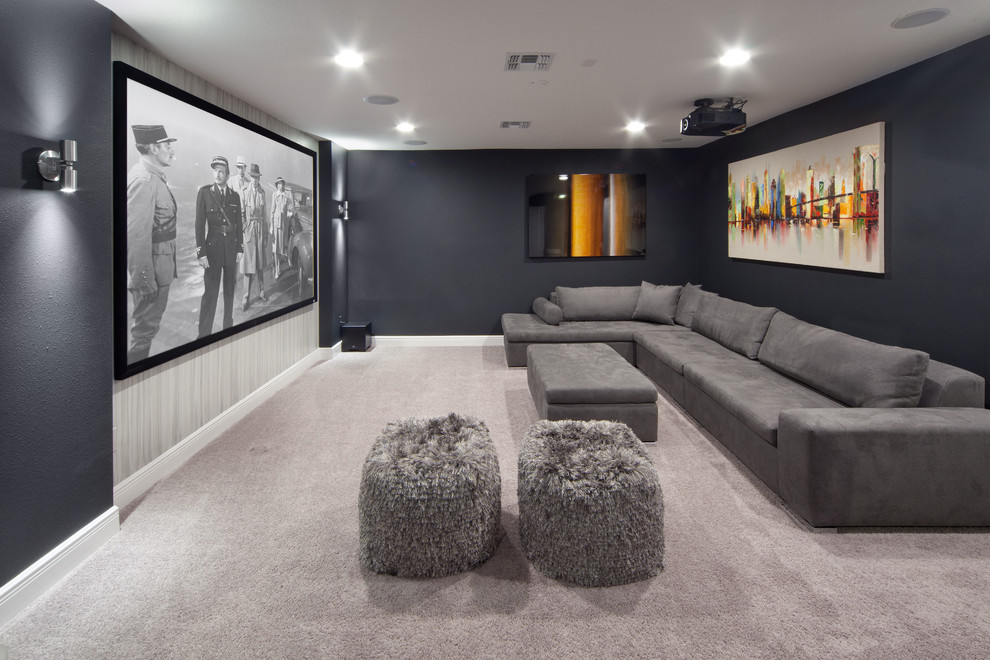 grey floor design ideas