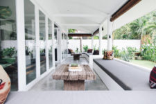 02 Its design is influenced by Mexican traditions and the exotic East decor
