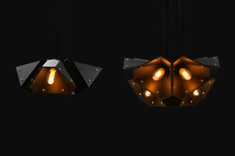 These lamps can fulfill lots of lighting functions and can be used for many spaces