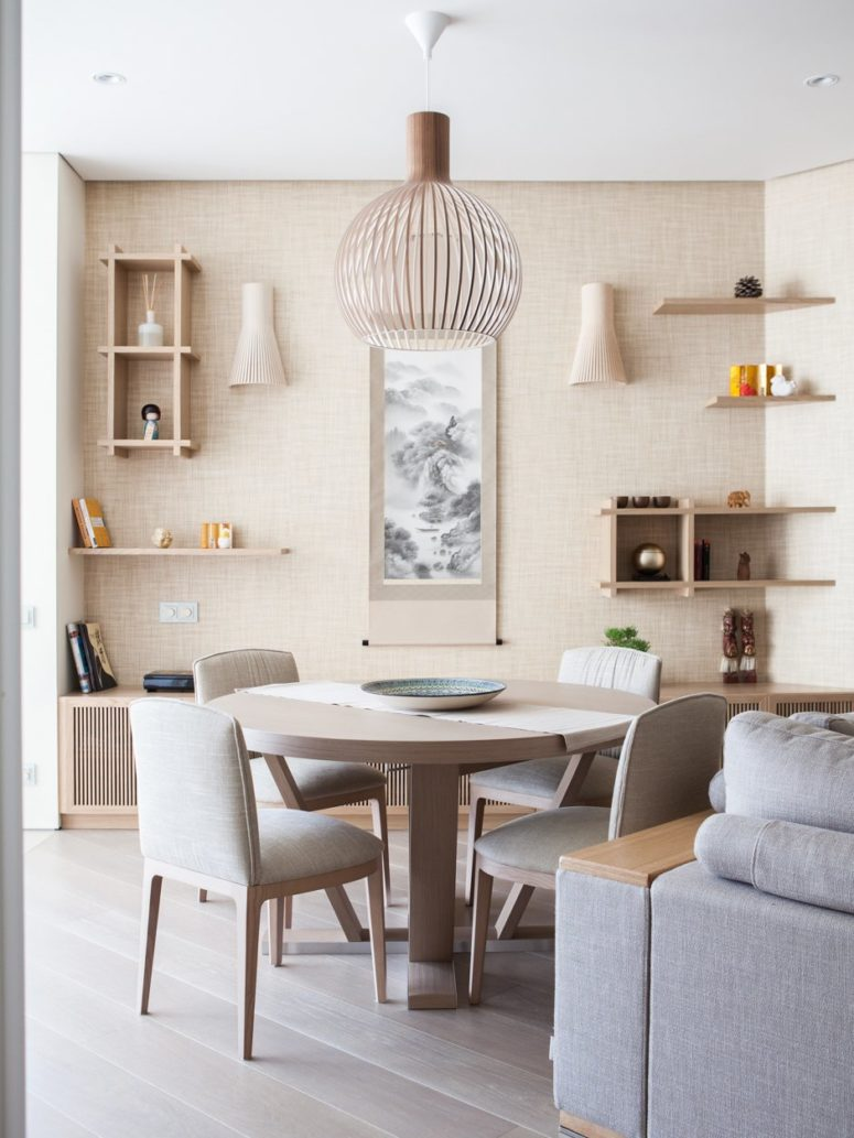 Japanese Minimalist Apartment In Neutral Shades Digsdigs