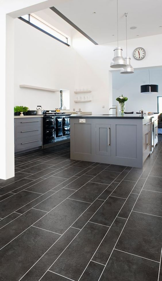 vinyl floors can last over 20 years, they are very durable