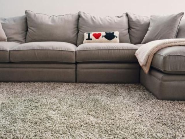 fluffy flooring to make your living space warmer