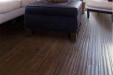 15 dark textural flooring to add a luxurious touch