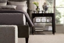 15 textural carpet floors like these ones are easier to clean