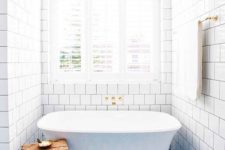 15 water resistance make such tiles perfect for damp bathrooms