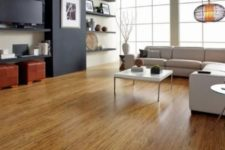 17 bamboo floors can be easily sanded and refinished getting a new look