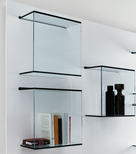 Genial Glass Cabinets Used For Displaying And Storing