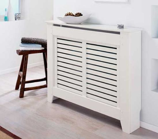 27 stylish radiator covers and screens for any space digsdigs - Leroy merlin cache radiateur ...
