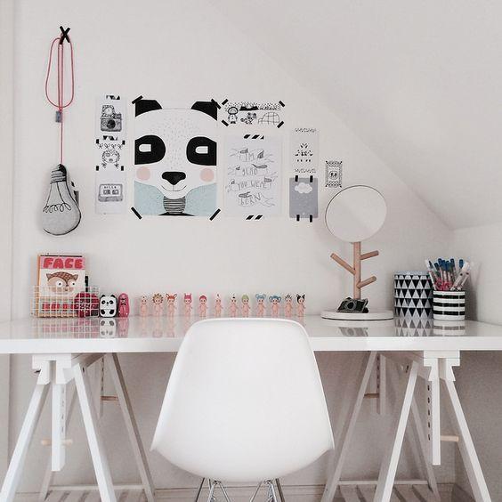 18 attic creative nook for a little girl