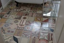 21 encaustic patchwork tiles for a bold touch