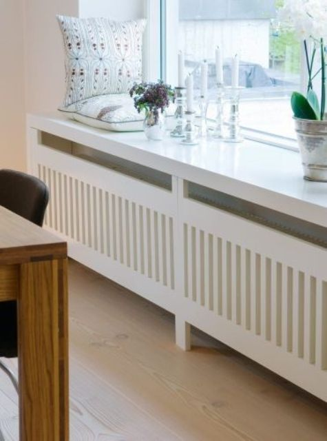 Superb 43 Stylish Radiator Covers And Screens For Any Space Machost Co Dining Chair Design Ideas Machostcouk