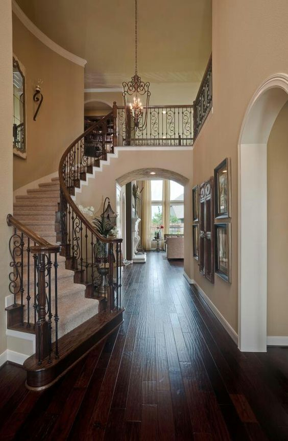Foyer Flooring Zip : Hardwood flooring ideas with pros and cons digsdigs