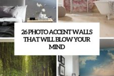 26 photo accent walls that will blow your mind cover