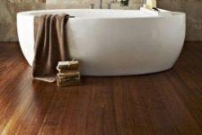 26 solid carbonized silkwood bamboo floors