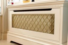 28 stylish radiator screen for a traditional interior