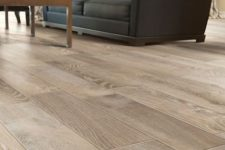 30 porcelain tiles that look like wood for a living room