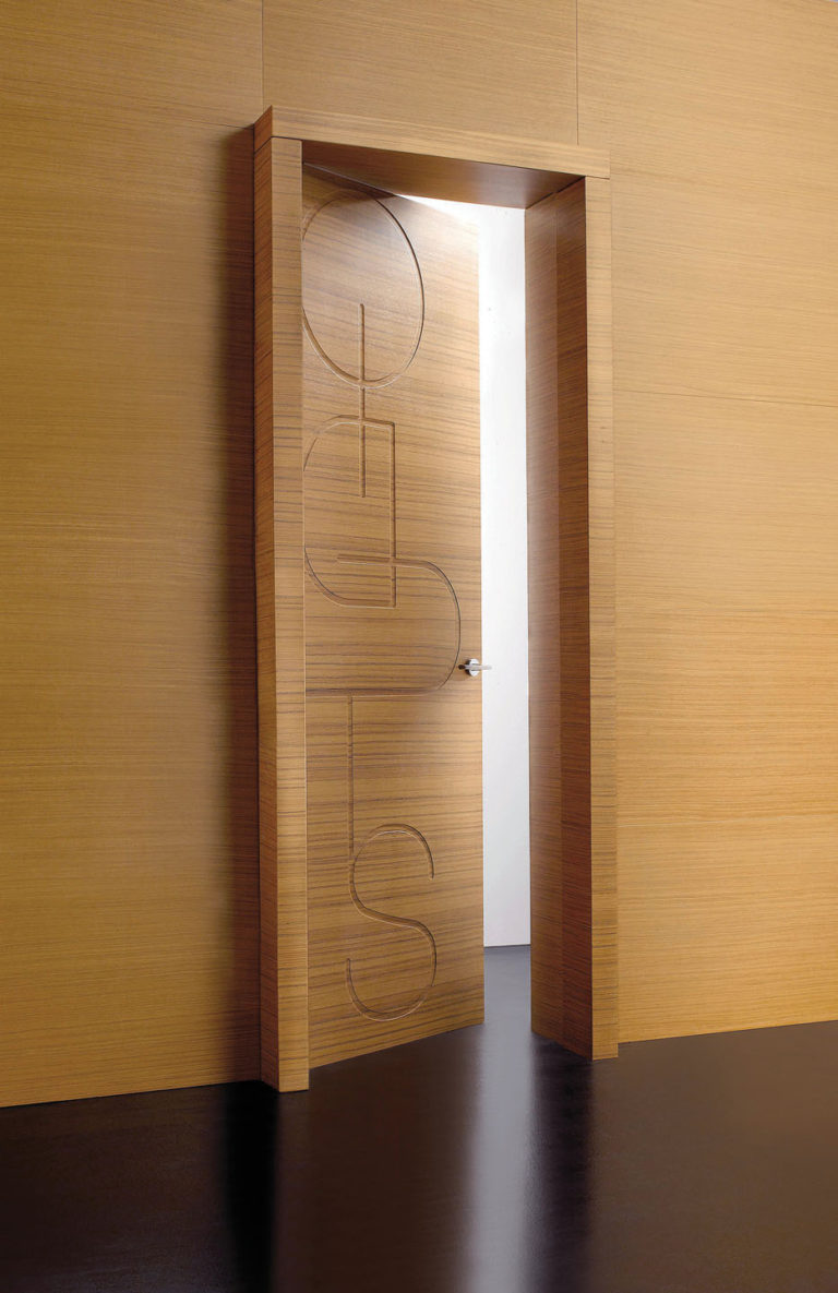 Different doors are aimed at different spaces