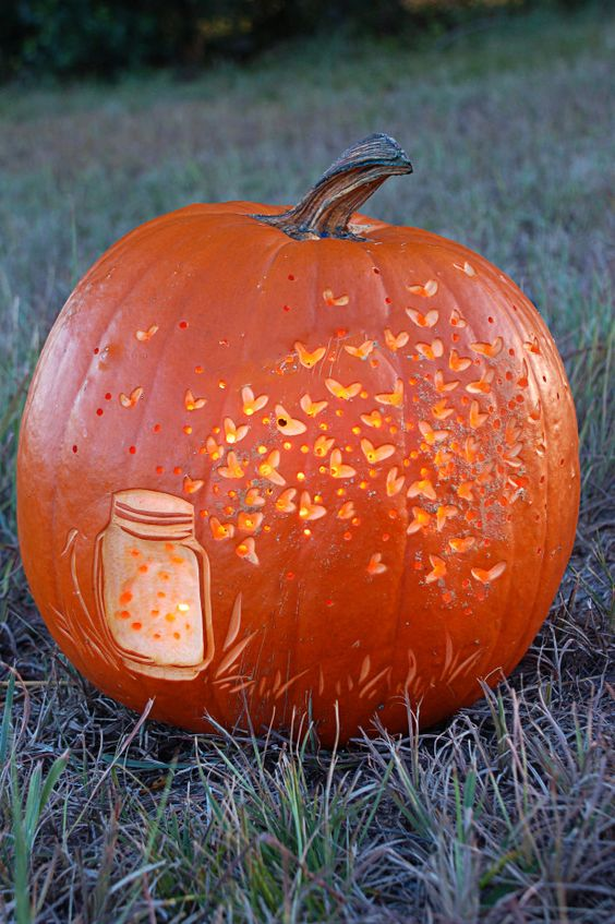picture of plenty of romance and nostalgia in one pumpkin