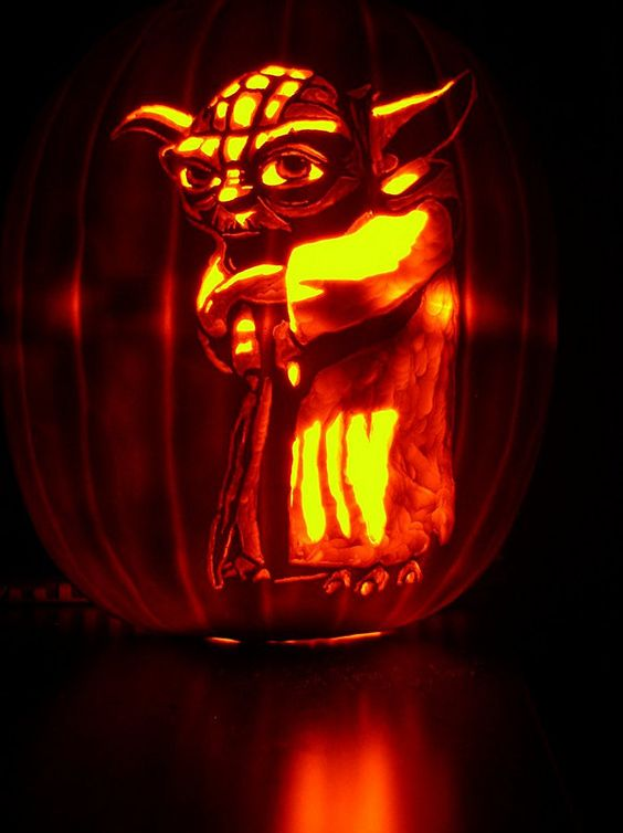 47 awesome movie pumpkin decor and carving ideas digsdigs Awesome pumpkin designs