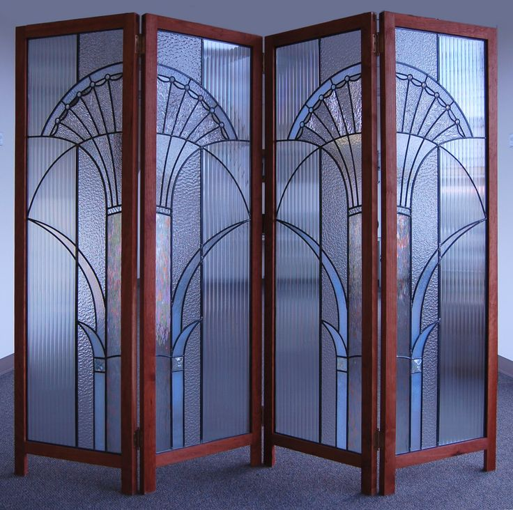 Art Deco Screens Room Dividers