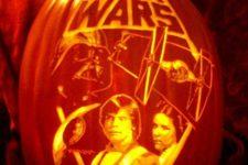 star wars carving