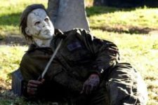19 this Myers figure and tombstone will freak out anyone