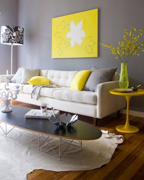neon yellow touches are ideal to raise your mood and remind of the summer