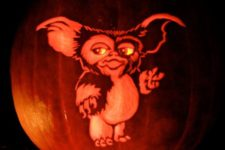 43 cutest Gizmo pumpkin carving