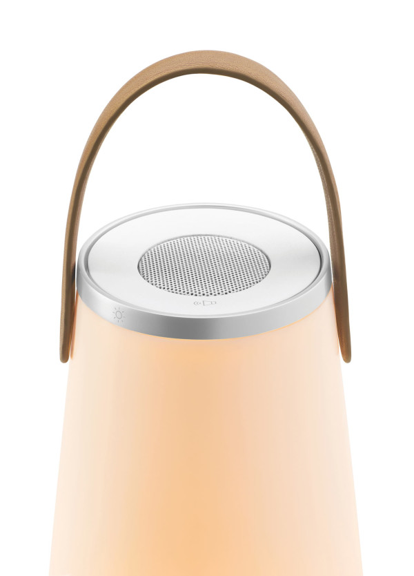 UMA Sound Lantern With Energy Efficient Warm LEDs