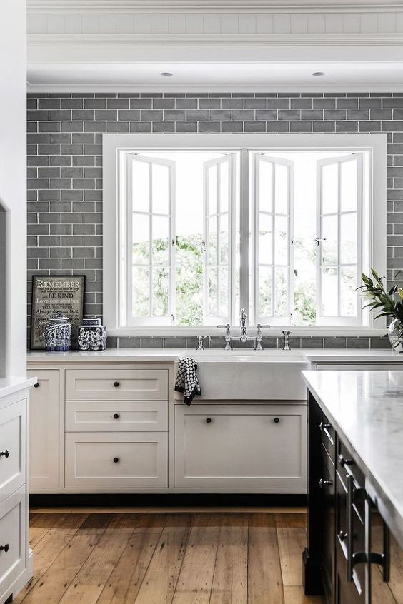 35 ways to use subway tiles in the kitchen digsdigs Tiling a kitchen wall design ideas