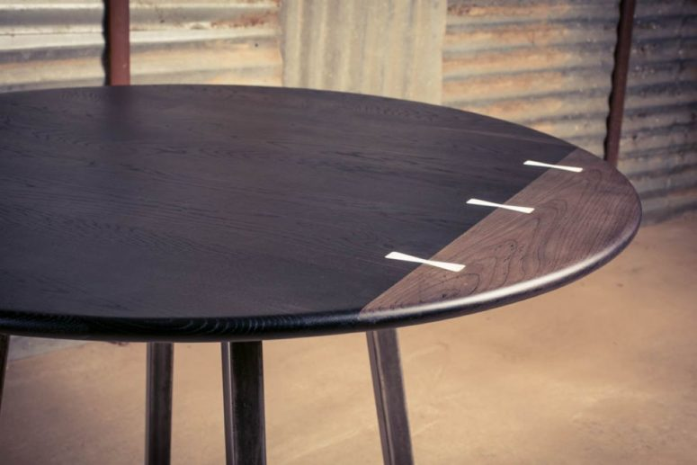 Look at the coolest dining tables and choose the option that its you and your interiors