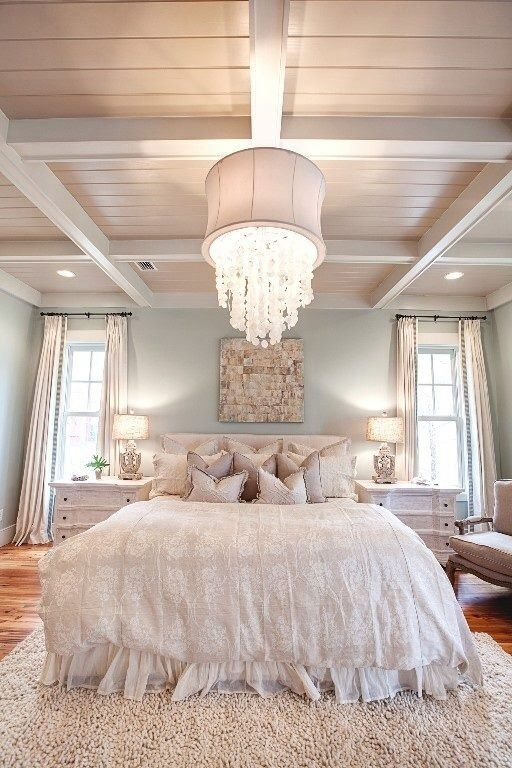 Warm Romantic Bedrooms: 6 Tips And 33 Ideas To Design A Romantic Bedroom