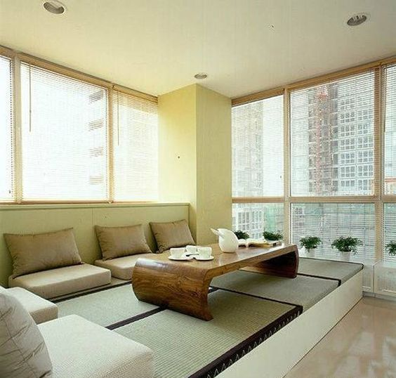 Japanese Living Room Design Ideas: 26 Serene Japanese Living Room Décor Ideas