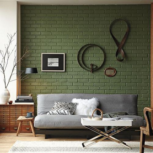 30 green and grey living room d cor ideas digsdigs