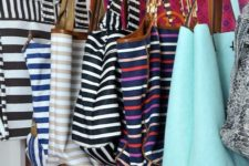 18 hang your bags and totes on S hooks