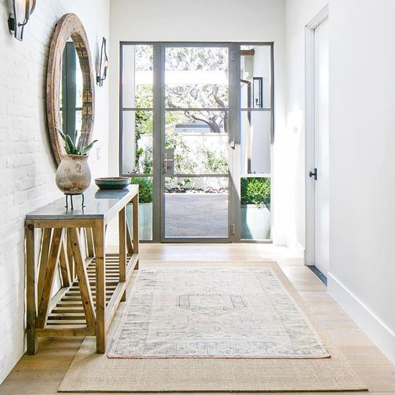 30 Trendy Brick Wall Ideas For Entryways