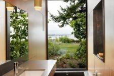 21 another type of soaking bathtub that can be shared
