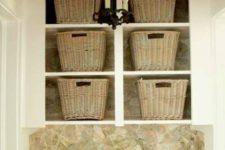 25 linen closet baskets to keep it pretty