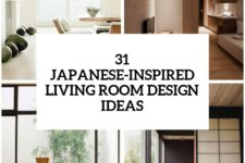26 serene japanese living room designs cover