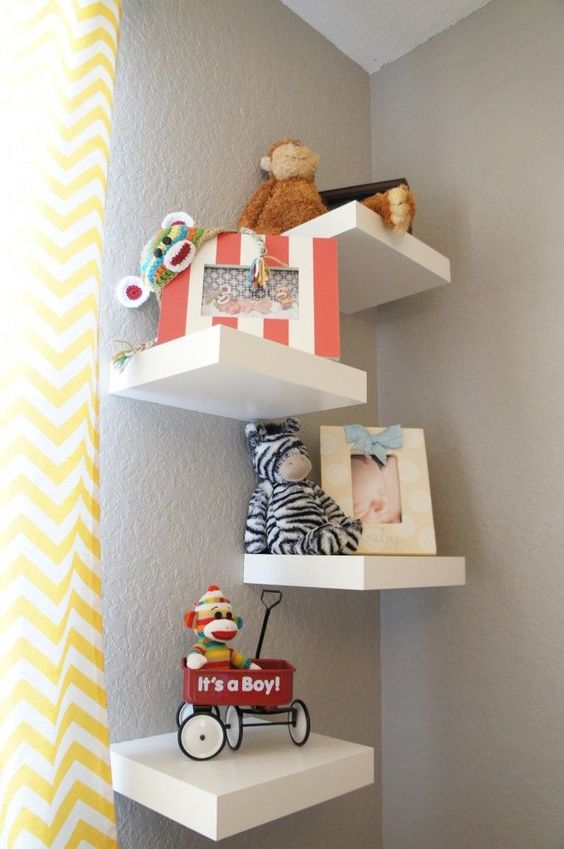 37 ikea lack shelves ideas and hacks digsdigs for Shelving for kids room