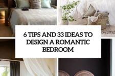 6 tips and 33 ideas to design a romantic bedroom cover