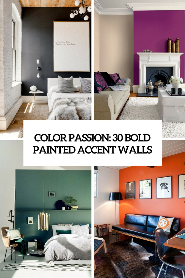 color passion 30 bold painted accent walls cover