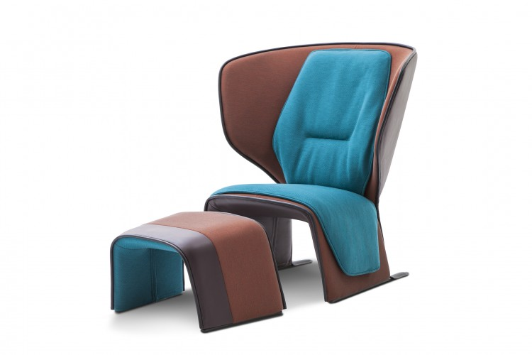 Customizable Gender 570 Chair By Patricia Urquiola