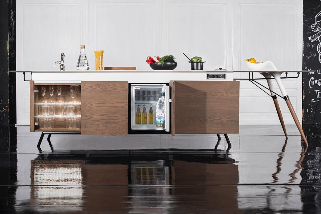 built in appliances
